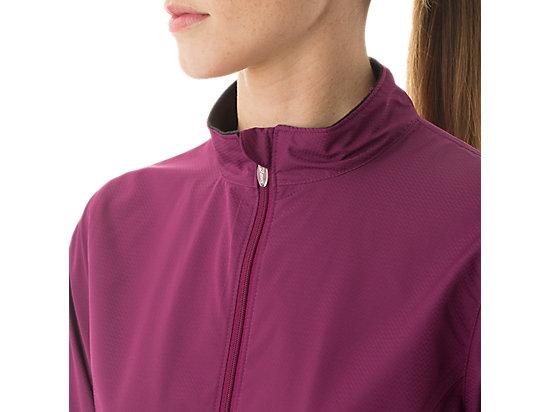 Women's Storm Shelter Jacket Magenta/Mulberry 15