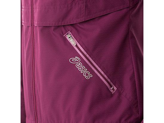 Women's Storm Shelter Jacket Magenta/Mulberry 19