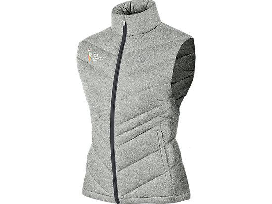 Marathon Vest Dark Grey Heather 3