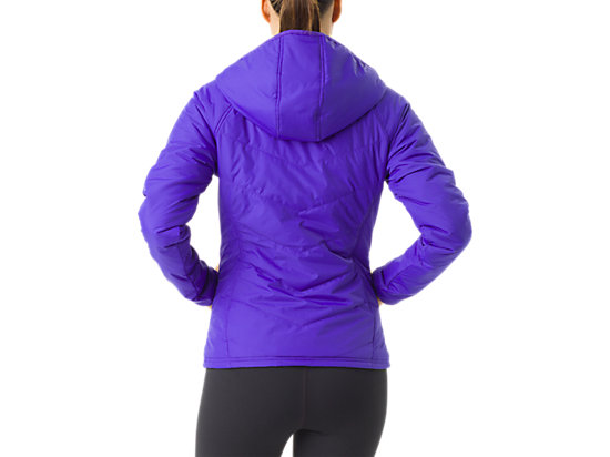 Women's Puffer Jacket Royal Blue 7