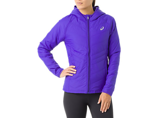 Women's Puffer Jacket Royal Blue 3
