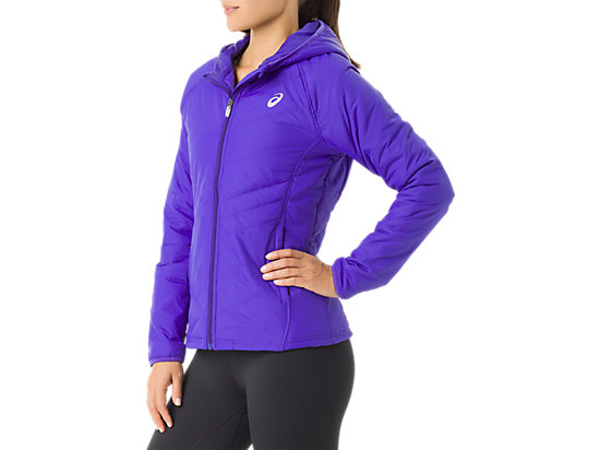 Women's Puffer Jacket Royal Blue 11