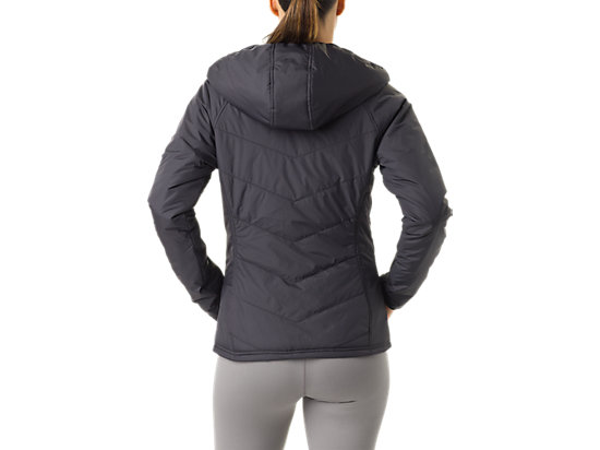 Women's Puffer Jacket Black 7