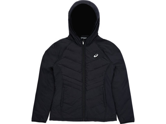 Women's Puffer Jacket Black 3