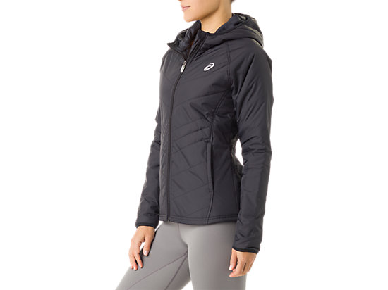 Women's Puffer Jacket Black 11