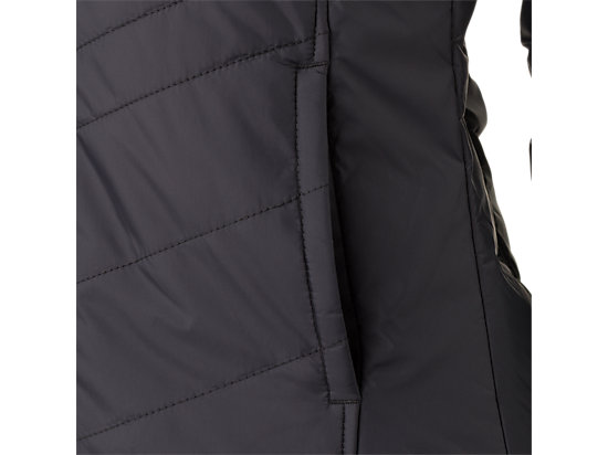 Women's Puffer Jacket Black 19