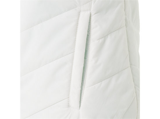 Womens Reversible Vest White/Mint 31