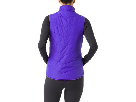 Womens Reversible Vest Royal Blue Frost 7