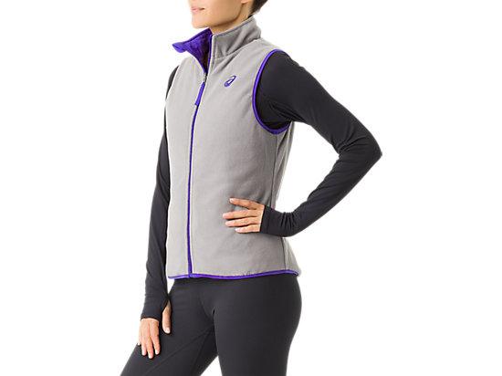 Womens Reversible Vest Royal Blue Frost 23