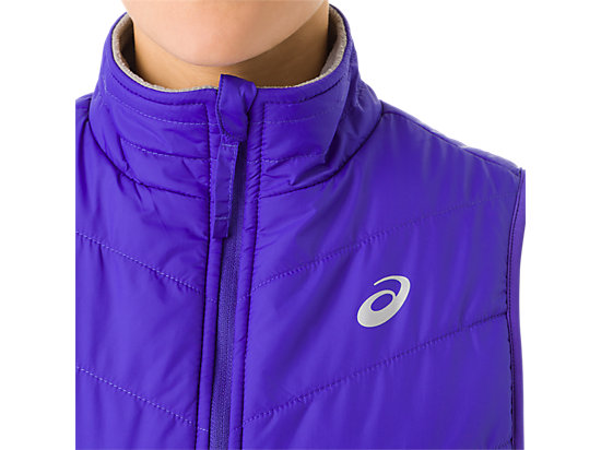 Womens Reversible Vest Royal Blue Frost 27