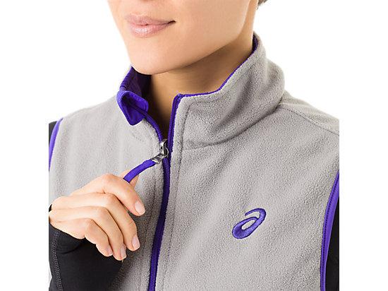 Womens Reversible Vest Royal Blue Frost 35
