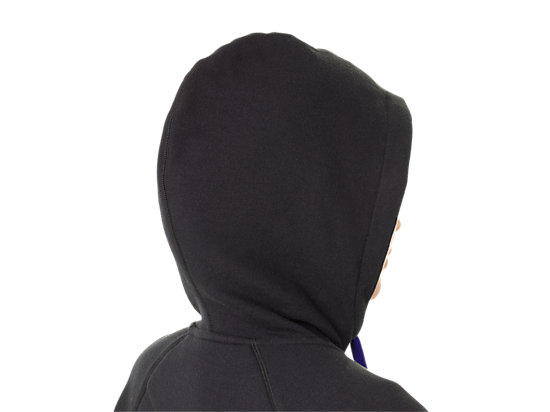 Women's Fleece Hoody Black 19