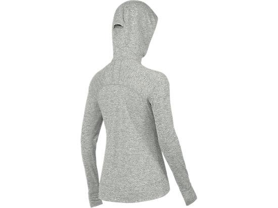 ASX Lux 1/2 Zip Hoody Light Grey 7