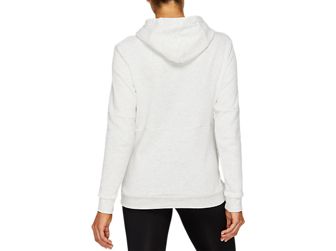 Back view of Funnel Hoodie