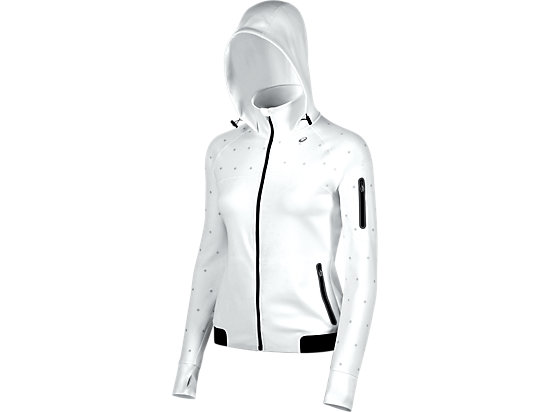 Lite-Show Winter Jacket Real White 3