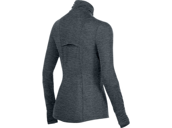 Thermopolis Full Zip Jacket Dark Grey Heather 7