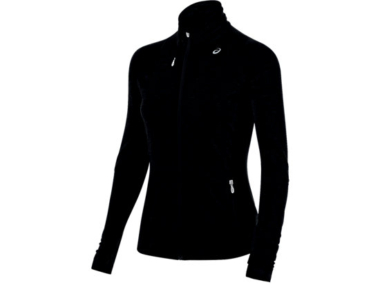 Thermopolis Full Zip Jacket Performance Black 3