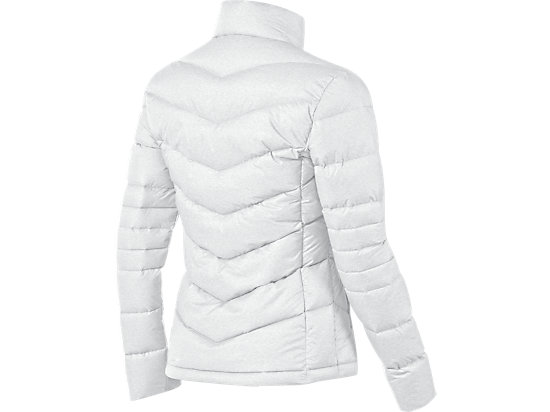 Down Jacket Real White 7