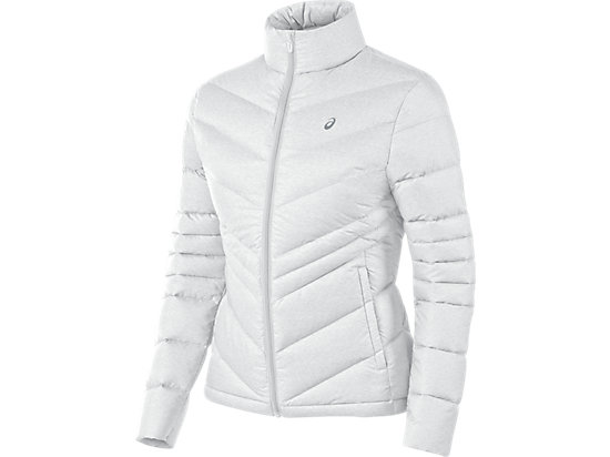 Down Jacket Real White 3