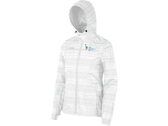Marathon Storm Shelter Jacket White 3