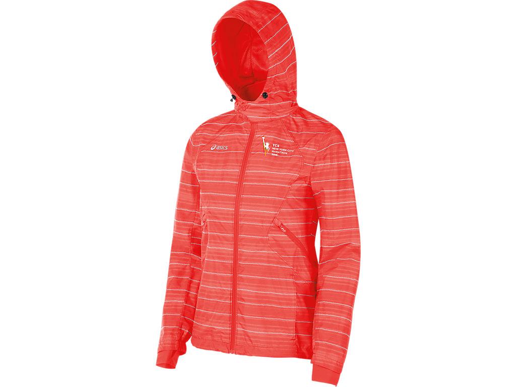 2016 Tcs New York City Marathon Asics Us Fueltbelt Neon Vest Storm Shelter Jacket