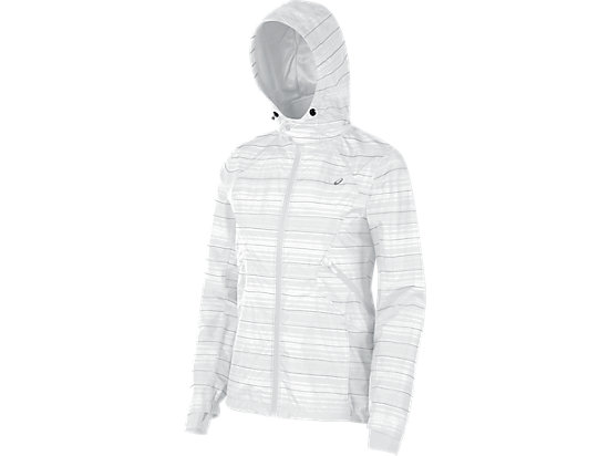 Storm Shelter Jacket Real White 3