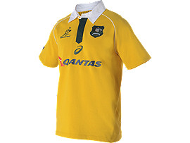 WALLABIES 2016 TRADITIONAL SHORT SLEEVE JERSEY