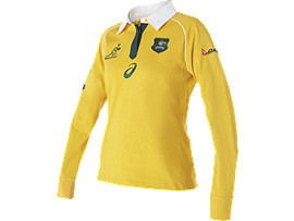 WALLABIES 2016 TRADITIONAL LONG SLEEVE JERSEY WOMEN'S