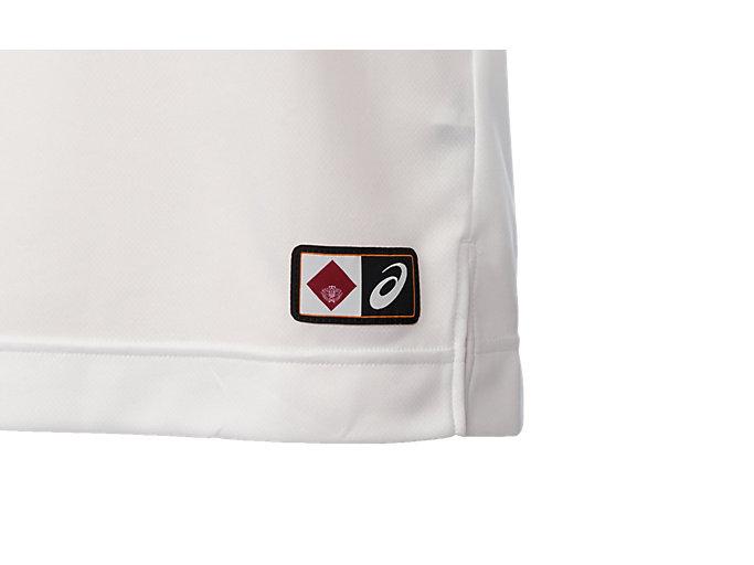 Alternative image view of Tシャツ半袖(早稲田), ホワイト