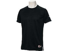 Tシャツ半袖, ブラック