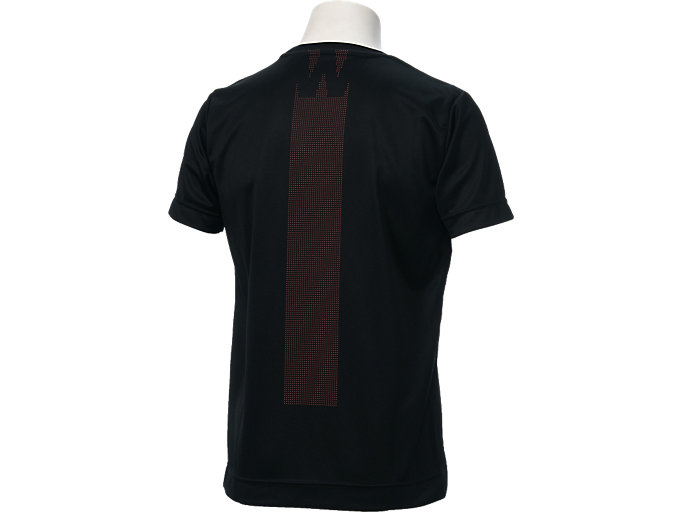 Alternative image view of Tシャツ半袖(早稲田), ブラック