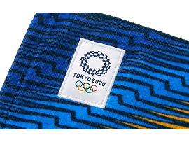 スポーツハンドタオル(東京2020オリンピックエンブレム), EMネイビー