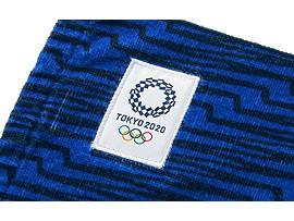 スポーツタオル(東京2020オリンピックエンブレム), EMネイビー