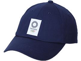送料無料 <ASICS/アシックス> キャップ(東京2020オリンピックエンブレム) インディゴ_XA265X