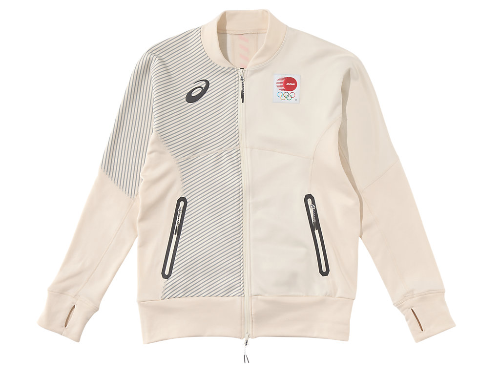 TRAINING JACKET(JOC Emblem):アイボリー