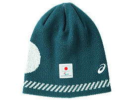 KNIT WATCHCAP(JPC Emblem)