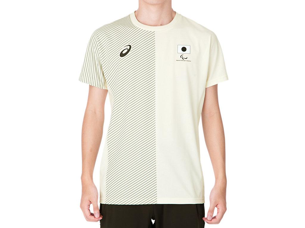 Tシャツ(JPCエンブレム):アイボリー