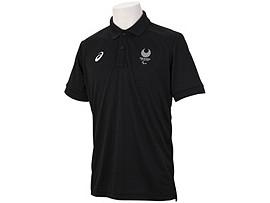 リブ ポロシャツ(東京2020パラリンピックエンブレム)
