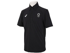 ボタンダウン ポロシャツ(東京2020オリンピックエンブレム)