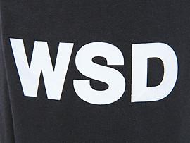 WSDスウェットパンツ, ブラック