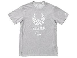 Tシャツ(東京2020パラリンピックエンブレム), グレーモク