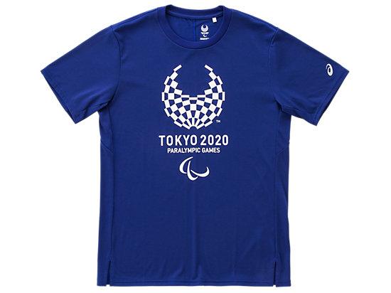 Tシャツ(東京2020パラリンピックエンブレム), EMネイビー