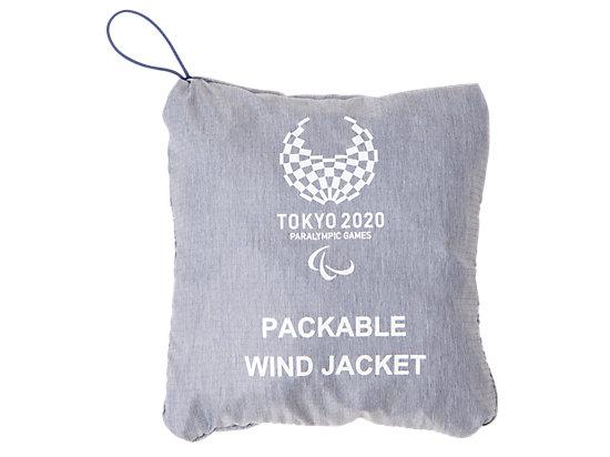 パッカブルウインドJKT(東京2020パラリンピックエンブレム), EMネイビー