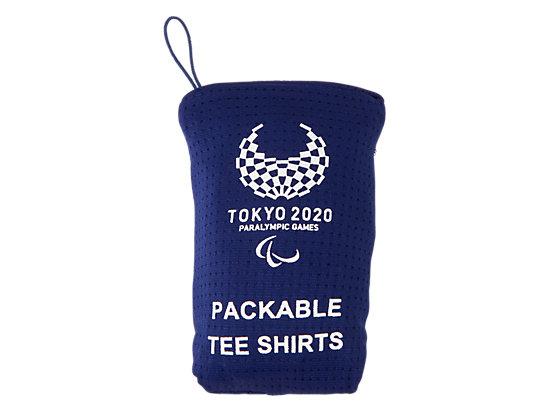 パッカブルTシャツ(東京2020パラリンピックエンブレム), EMネイビー