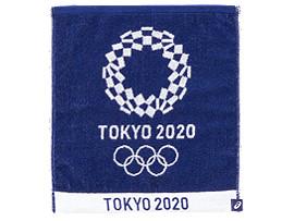 ジャカードハンドタオル(東京2020オリンピックエンブレム)