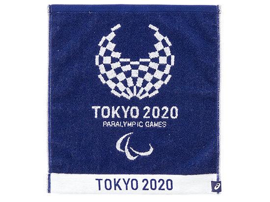 ジャカードハンドタオル(東京2020パラリンピックエンブレム), EMネイビー