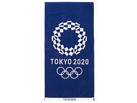 ジャカードバスタオル(東京2020オリンピックエンブレム)