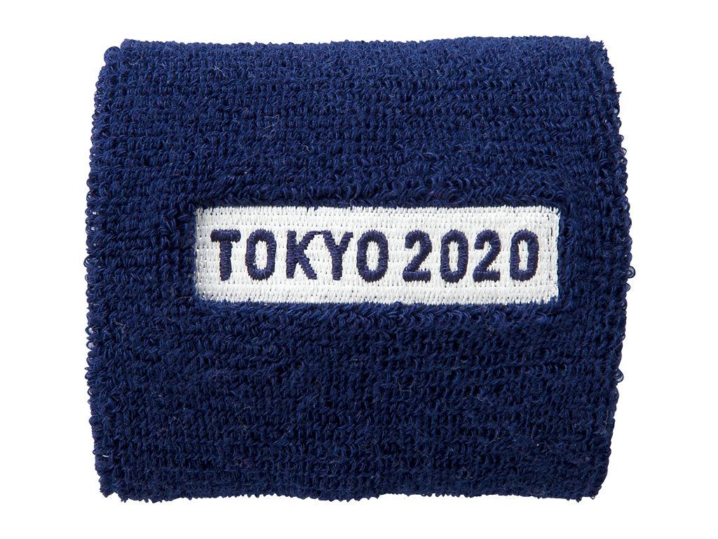 リストバンド(東京2020オリンピックエンブレム):EMネイビー