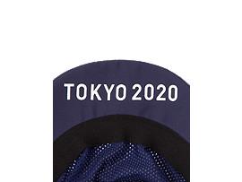 パッカブルキャップ(東京2020オリンピックエンブレム), EMネイビー