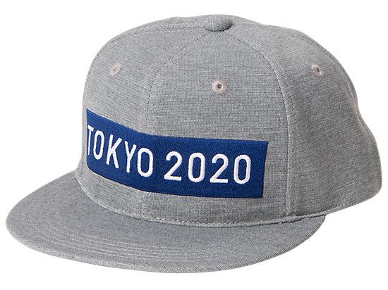 キャップ(東京2020パラリンピックエンブレム), グレー杢